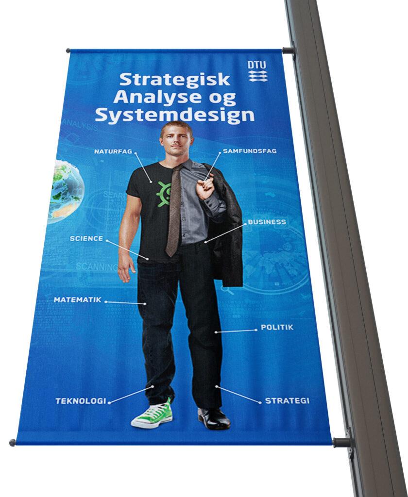 DTU Grafisk design banner