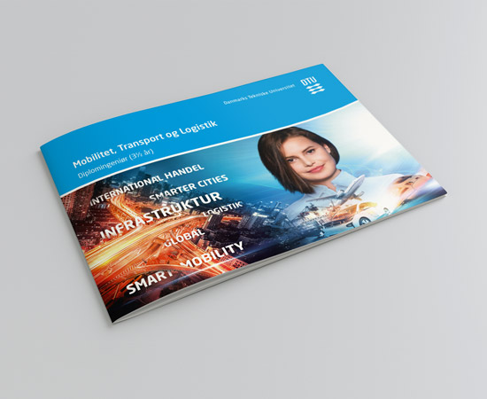 DTU Mobilitet, transport og logitisk DTU brochure