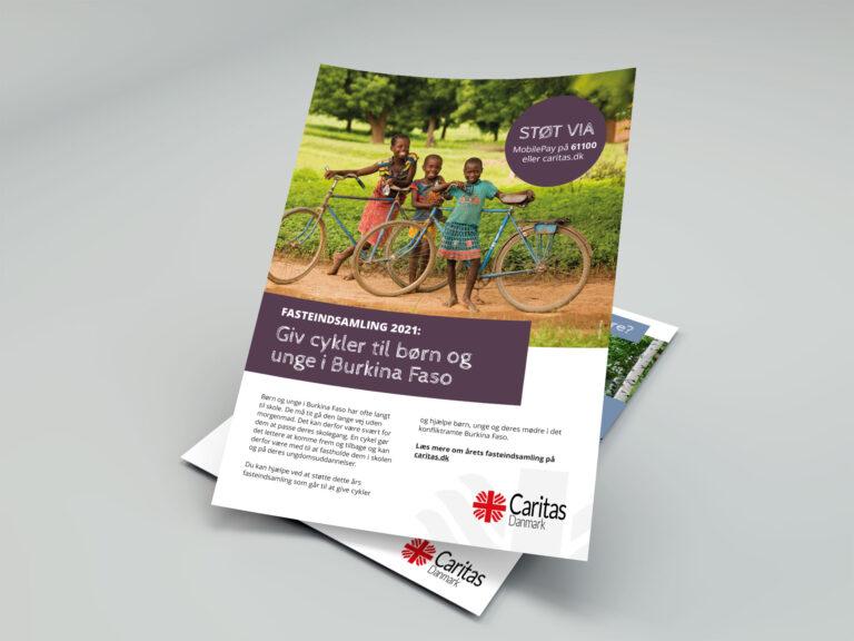 Caritas plakater