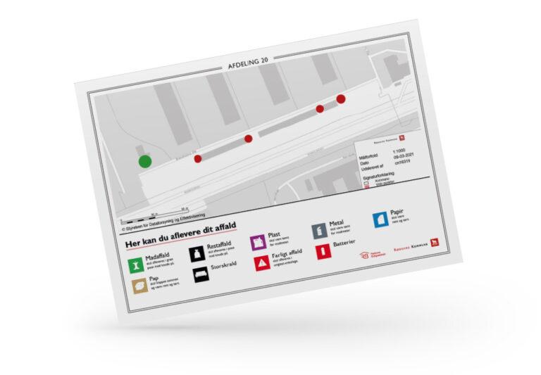 Rødovre - Oversigtskort